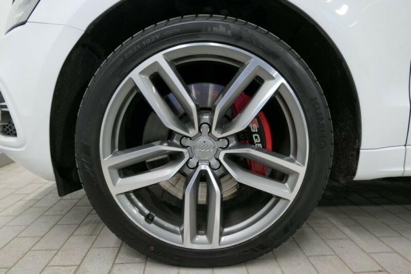 Audi SQ5 3.0 V6 BITDI 326CH QUATTRO TIPTRONIC Blanc occasion à Villenave-d'Ornon - photo n°3