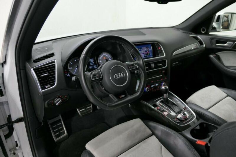 Audi SQ5 3.0 V6 BITDI 326CH QUATTRO TIPTRONIC Blanc occasion à Villenave-d'Ornon - photo n°9