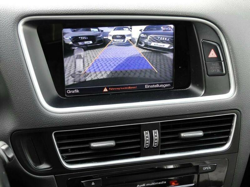 Audi SQ5 3.0 V6 BITDI 326CH QUATTRO TIPTRONIC Noir occasion à Villenave-d'Ornon - photo n°7