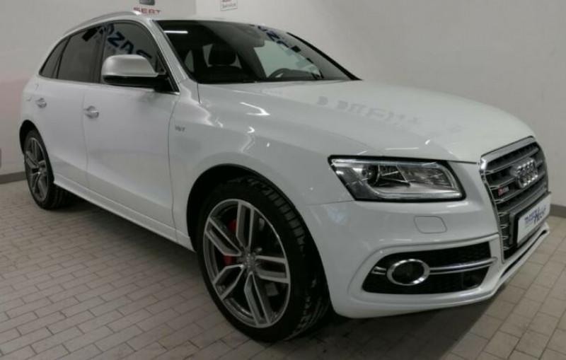 Audi SQ5 3.0 V6 BITDI 326CH QUATTRO TIPTRONIC Blanc occasion à Villenave-d'Ornon