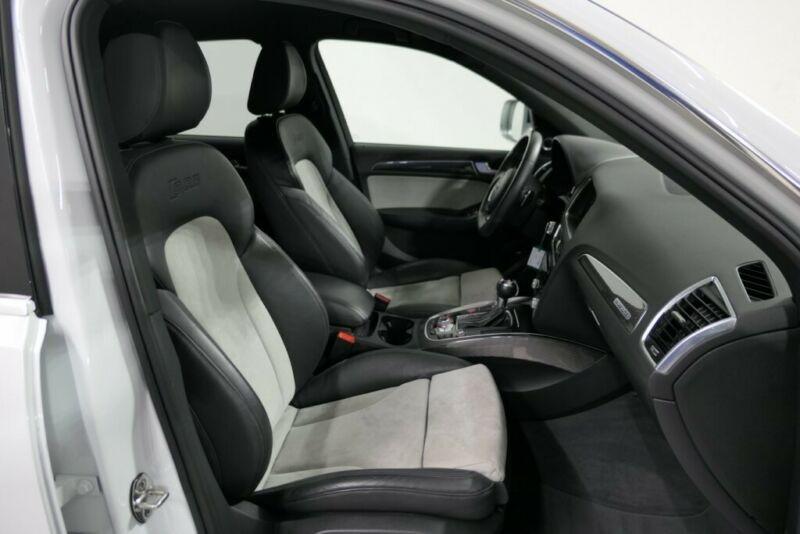 Audi SQ5 3.0 V6 BITDI 326CH QUATTRO TIPTRONIC Blanc occasion à Villenave-d'Ornon - photo n°4