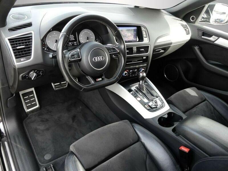 Audi SQ5 3.0 V6 BITDI 326CH QUATTRO TIPTRONIC Noir occasion à Villenave-d'Ornon - photo n°5