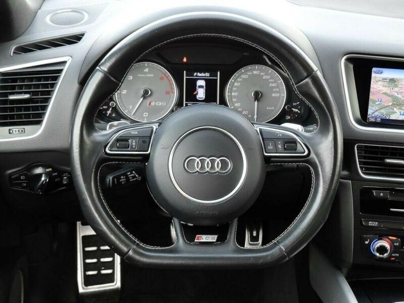 Audi SQ5 3.0 V6 BITDI 326CH QUATTRO TIPTRONIC Noir occasion à Villenave-d'Ornon - photo n°9