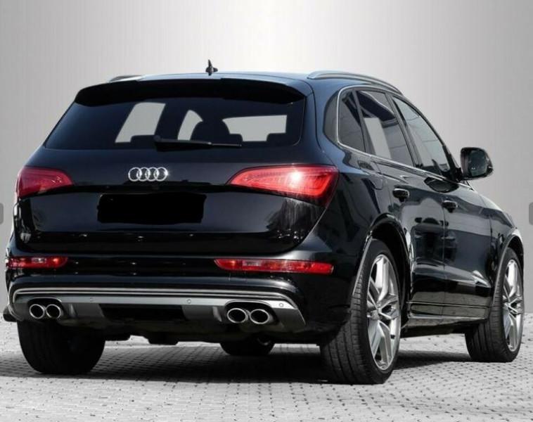 Audi SQ5 3.0 V6 BITDI 326CH QUATTRO TIPTRONIC Noir occasion à Villenave-d'Ornon - photo n°2