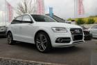 Audi SQ5 3.0 V6 BITDI 326CH QUATTRO TIPTRONIC Blanc à Villenave-d'Ornon 33