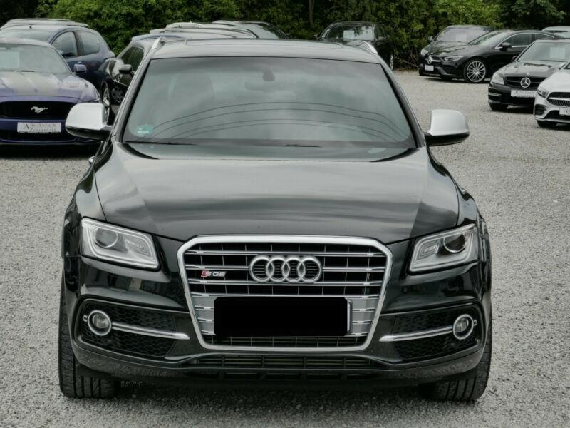 Audi SQ5 3.0 V6 BITDI 326CH QUATTRO TIPTRONIC Noir occasion à Villenave-d'Ornon - photo n°3