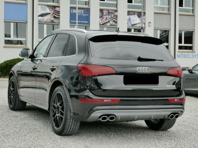 Audi SQ5 3.0 V6 BITDI 326CH QUATTRO TIPTRONIC Noir occasion à Villenave-d'Ornon - photo n°6
