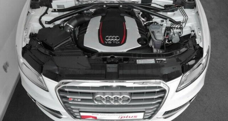 Audi SQ5 3.0 V6 BiTDI 340ch plus quattro Tiptronic Blanc occasion à Boulogne-Billancourt - photo n°5