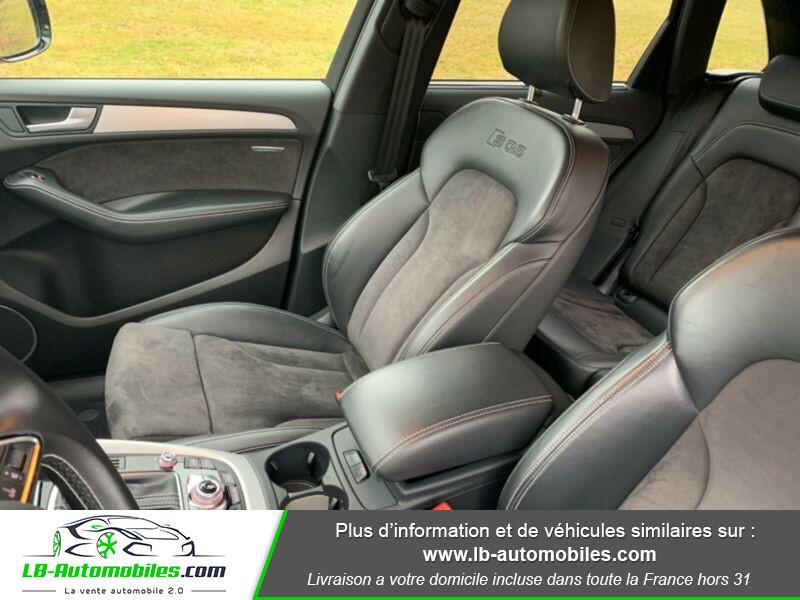 Audi SQ5 3.0 V6 BiTDI 340ch S Tronic Quattro Noir occasion à Beaupuy - photo n°5