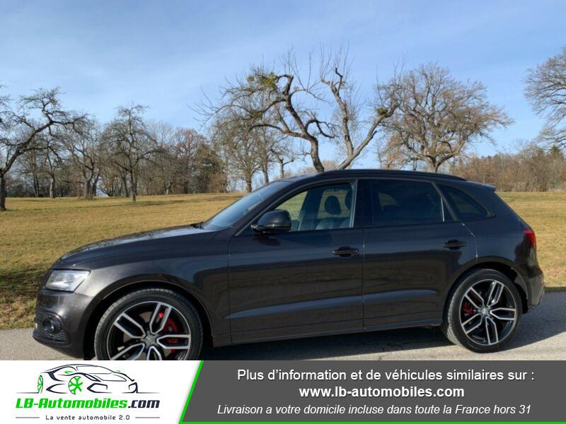 Audi SQ5 3.0 V6 BiTDI 340ch S Tronic Quattro Noir occasion à Beaupuy