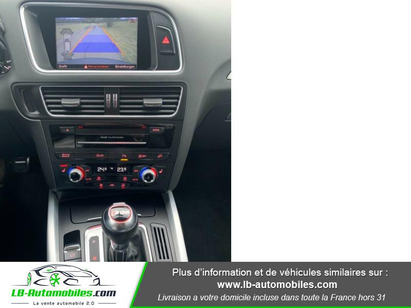 Audi SQ5 3.0 V6 BiTDI 340ch S Tronic Quattro Noir occasion à Beaupuy - photo n°6