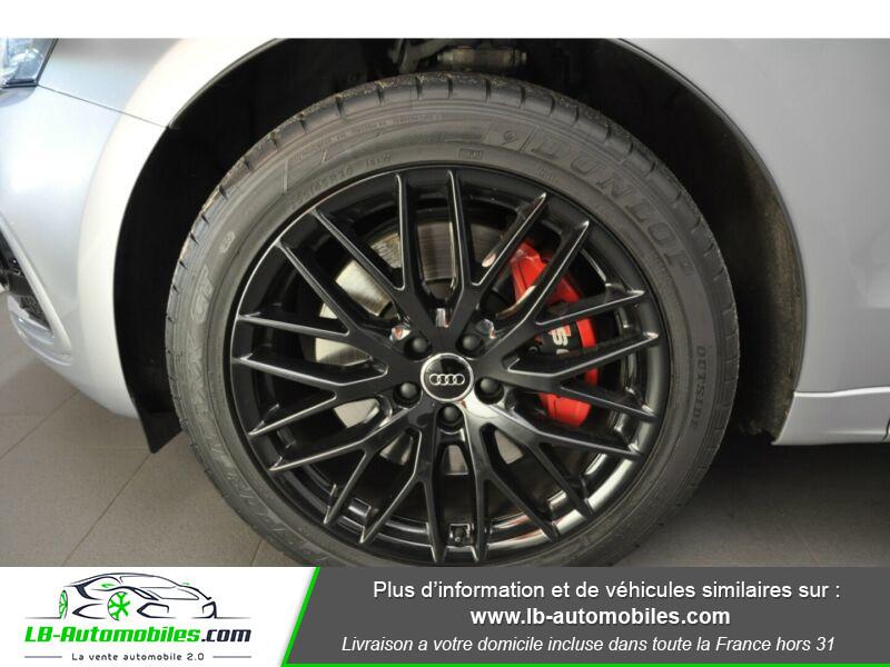 Audi SQ5 3.0 V6 BiTDI 340ch S Tronic Quattro Gris occasion à Beaupuy - photo n°10