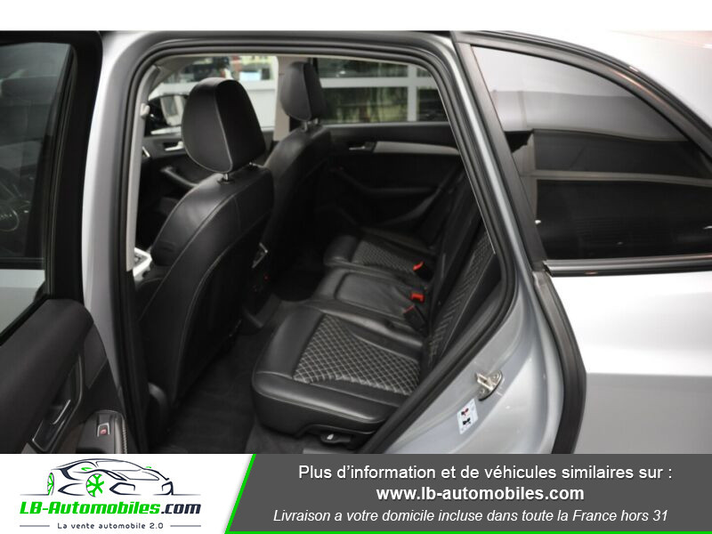 Audi SQ5 3.0 V6 BiTDI 340ch S Tronic Quattro Gris occasion à Beaupuy - photo n°7