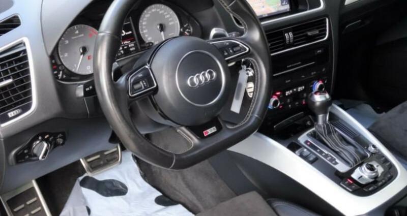 Audi SQ5 Audi SQ5 3.0 TDI (313 Ch/ quattro/panoramique/Garantie 12moi Gris occasion à Mudaison - photo n°2
