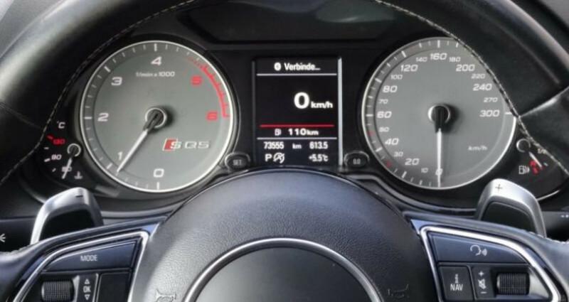 Audi SQ5 Audi SQ5 3.0 TDI (313 Ch/ quattro/panoramique/Garantie 12moi Gris occasion à Mudaison - photo n°6