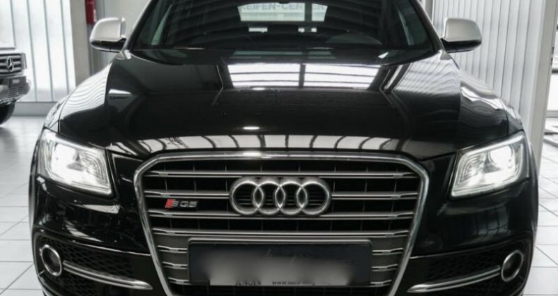 Audi SQ5 QUATTRO S LINE Noir occasion à Remich