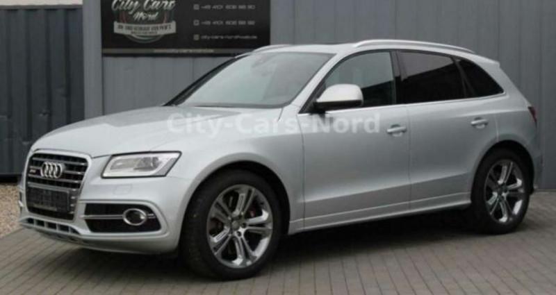 Audi SQ5 TDI quattro-Pano-Xenon Argent occasion à Mudaison