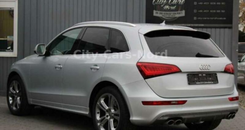 Audi SQ5 TDI quattro-Pano-Xenon Argent occasion à Mudaison - photo n°2