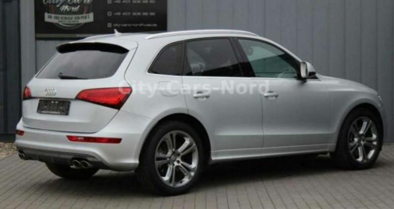 Audi SQ5 TDI quattro-Pano-Xenon Argent occasion à Mudaison - photo n°3