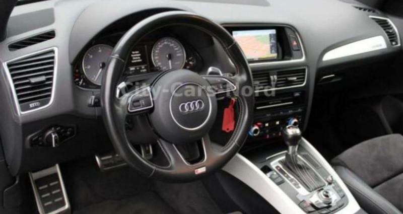 Audi SQ5 TDI quattro-Pano-Xenon Argent occasion à Mudaison - photo n°5