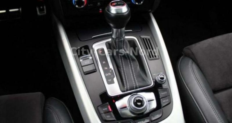 Audi SQ5 TDI quattro-Pano-Xenon Argent occasion à Mudaison - photo n°7