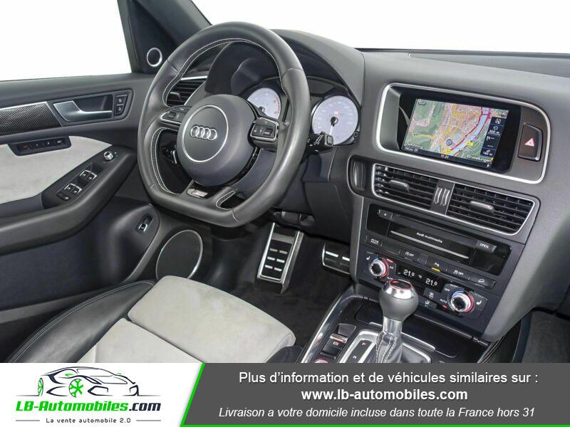 Audi SQ5 V6 3.0 BiTDI 326 Quattro Argent occasion à Beaupuy - photo n°6