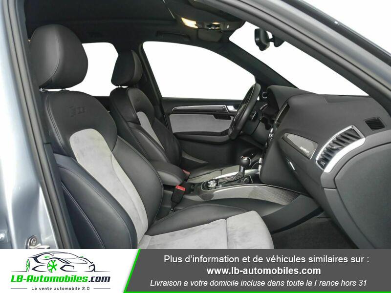 Audi SQ5 V6 3.0 BiTDI 326 Quattro Argent occasion à Beaupuy - photo n°4