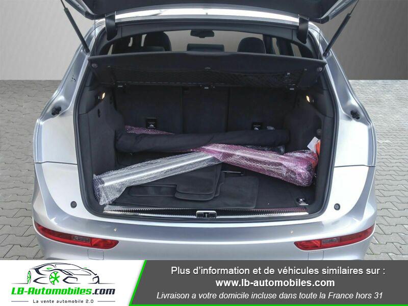 Audi SQ5 V6 3.0 BiTDI 326 Quattro Argent occasion à Beaupuy - photo n°9