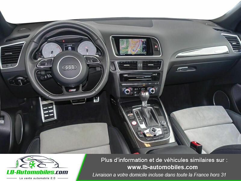 Audi SQ5 V6 3.0 BiTDI 326 Quattro Argent occasion à Beaupuy - photo n°2