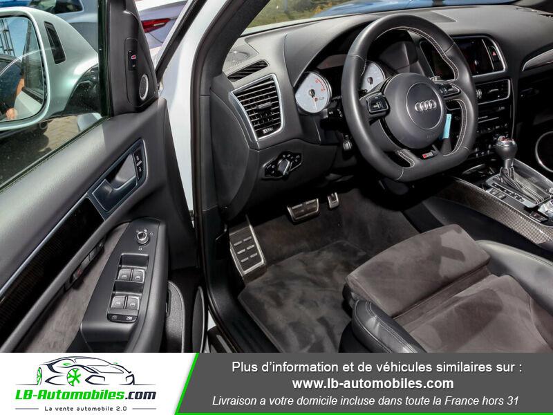 Audi SQ5 V6 3.0 BiTDI 326 Quattro Blanc occasion à Beaupuy - photo n°6