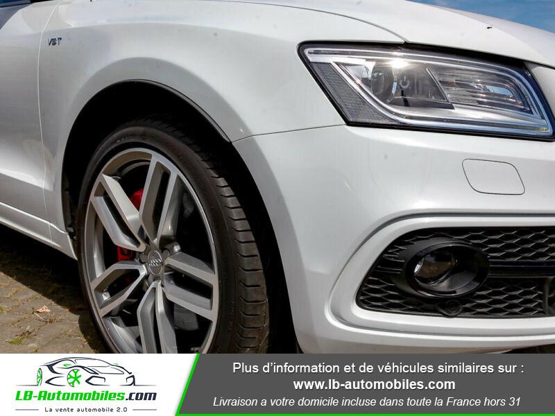 Audi SQ5 V6 3.0 BiTDI 326 Quattro Blanc occasion à Beaupuy - photo n°8