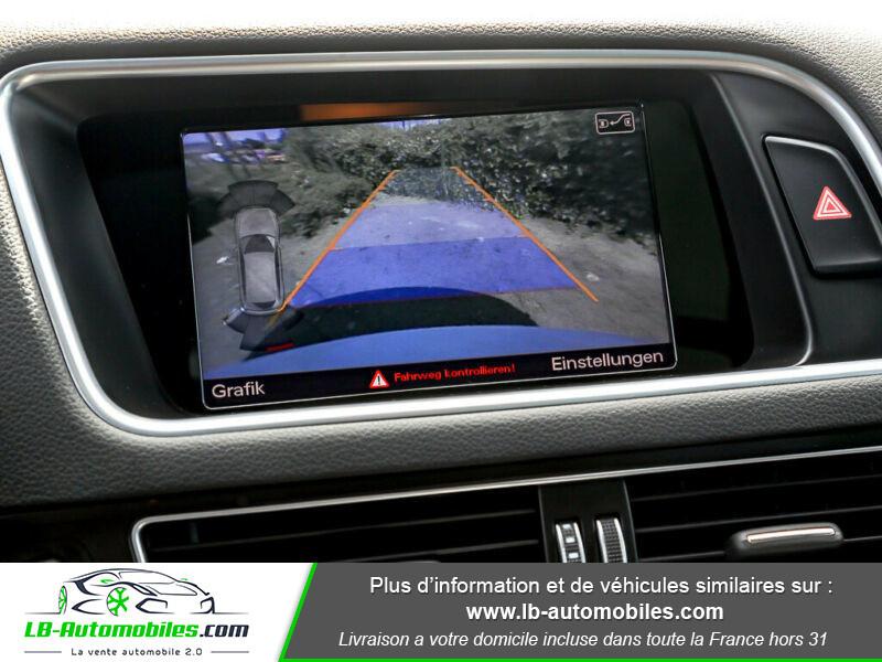 Audi SQ5 V6 3.0 BiTDI 326 Quattro Blanc occasion à Beaupuy - photo n°7