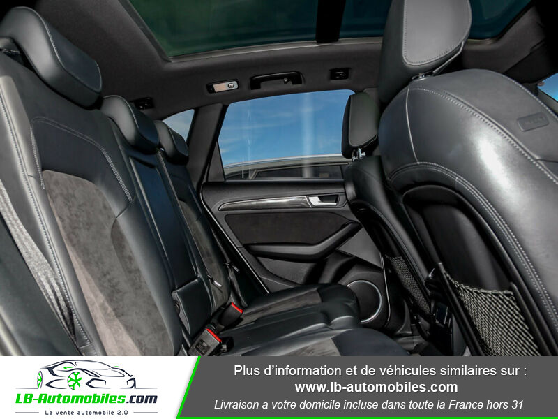 Audi SQ5 V6 3.0 BiTDI 326 Quattro Blanc occasion à Beaupuy - photo n°5