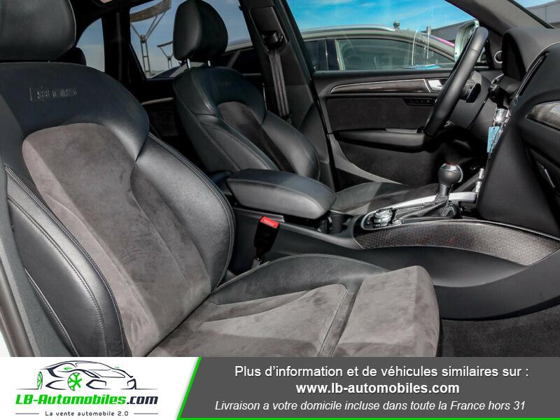 Audi SQ5 V6 3.0 BiTDI 326 Quattro Blanc occasion à Beaupuy - photo n°4