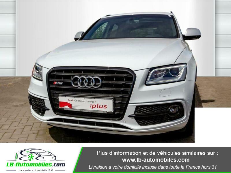 Audi SQ5 V6 3.0 BiTDI 326 Quattro Blanc occasion à Beaupuy