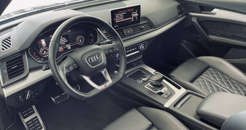 Audi SQ5 V6 3.0 TFSI 354 Tiptronic 8 Quattro Noir occasion à Saint-Ouen - photo n°5