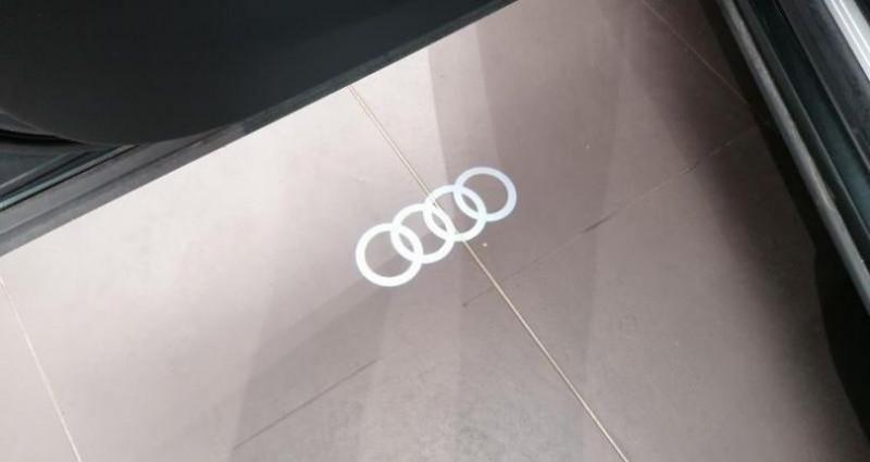 Audi SQ7 4.0 V8 TDI 435ch clean diesel quattro Tiptronic 7 places Gris occasion à Chambourcy - photo n°6