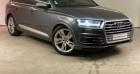 Audi SQ7 4.0 V8 TDI 435ch clean diesel quattro Tiptronic 7 places Gris à Nice 06