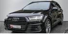 Audi SQ7 4.0 V8 TDI 435ch quattro Tiptronic Noir à Boulogne-Billancourt 92