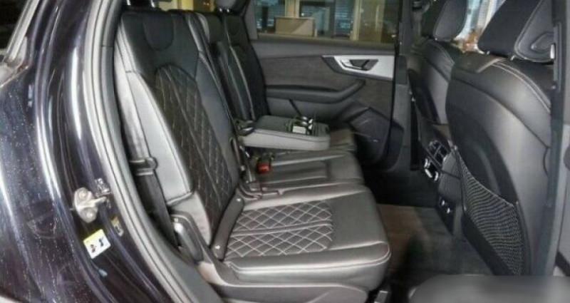 Audi SQ7 4.0 V8 TDI 435ch Noir occasion à Boulogne-Billancourt - photo n°7