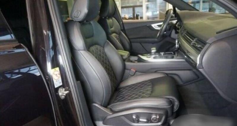 Audi SQ7 4.0 V8 TDI 435ch Noir occasion à Boulogne-Billancourt - photo n°6