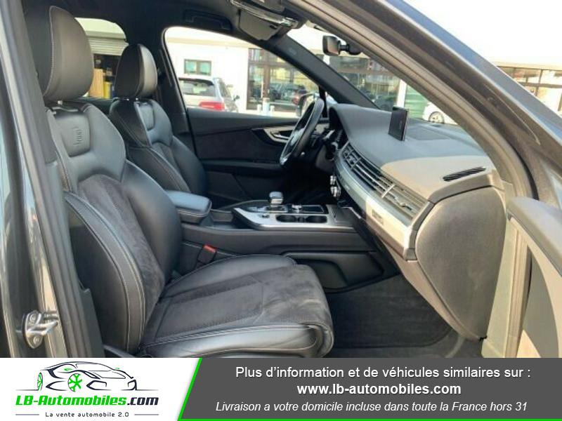 Audi SQ7 V8 4.0 TDI 435 Tiptronic 8 Quattro 7pl Gris occasion à Beaupuy - photo n°4