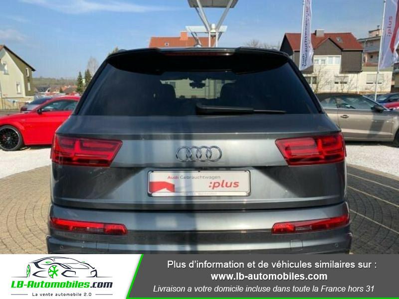 Audi SQ7 V8 4.0 TDI 435 Tiptronic 8 Quattro 7pl Gris occasion à Beaupuy - photo n°12