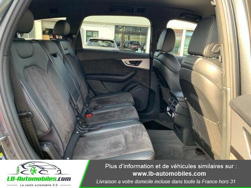 Audi SQ7 V8 4.0 TDI 435 Tiptronic 8 Quattro 7pl Gris occasion à Beaupuy - photo n°5