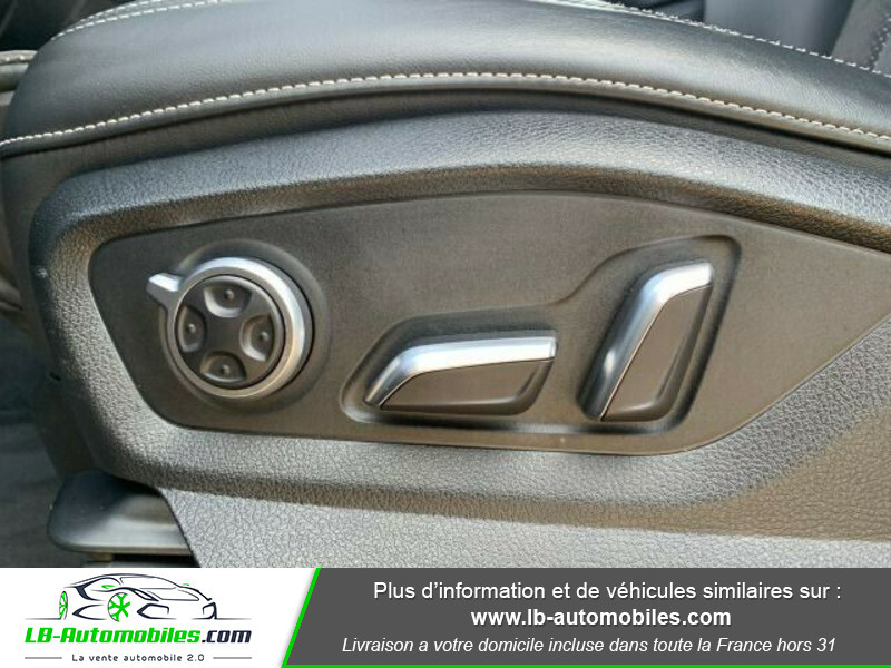 Audi SQ7 V8 4.0 TDI 435 Tiptronic 8 Quattro 7pl Gris occasion à Beaupuy - photo n°10