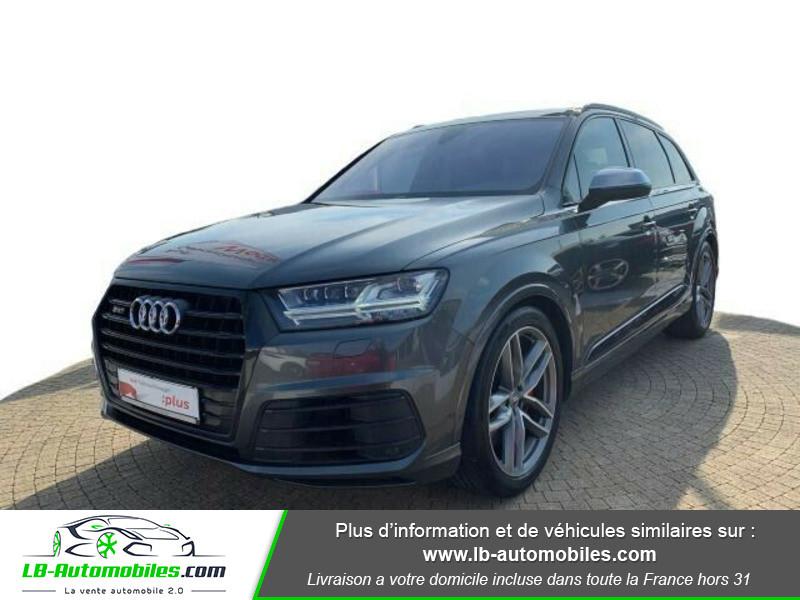 Audi SQ7 V8 4.0 TDI 435 Tiptronic 8 Quattro 7pl Gris occasion à Beaupuy