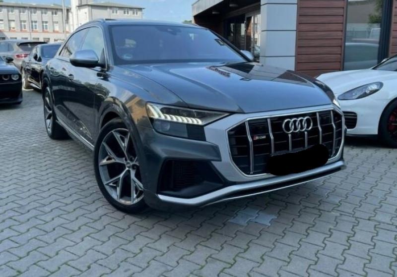 Audi SQ8 4.0 V8 BITDI 435CH QUATTRO TIPTRONIC 8 Gris occasion à Villenave-d'Ornon