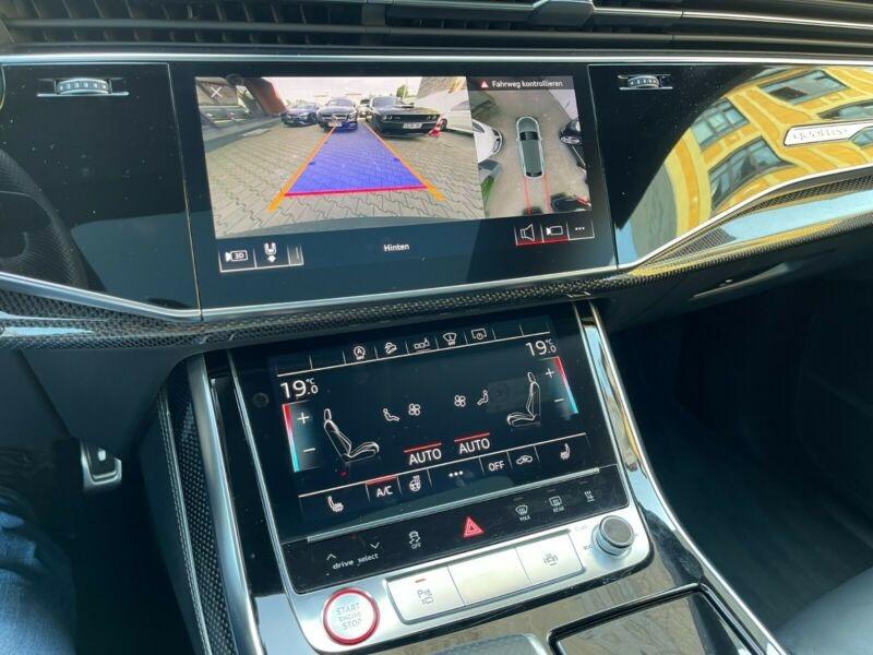 Audi SQ8 4.0 V8 BITDI 435CH QUATTRO TIPTRONIC 8 Gris occasion à Villenave-d'Ornon - photo n°3