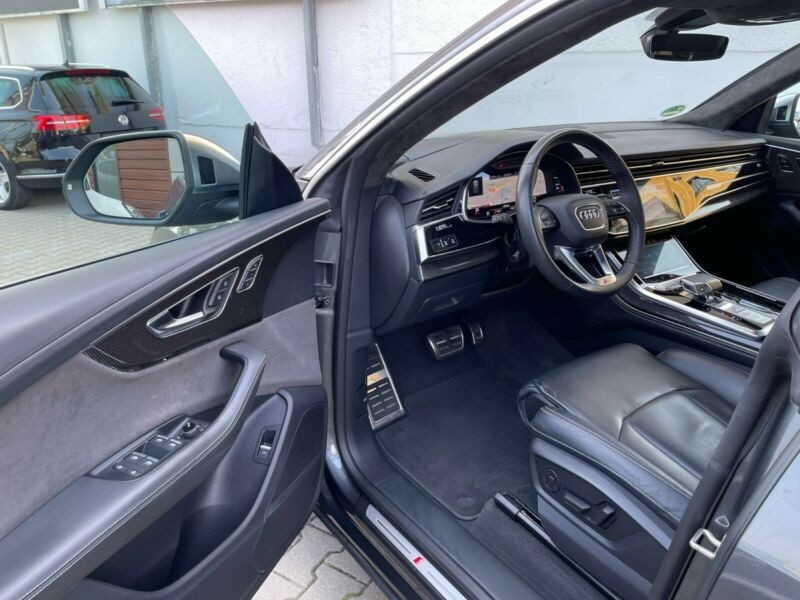 Audi SQ8 4.0 V8 BITDI 435CH QUATTRO TIPTRONIC 8 Gris occasion à Villenave-d'Ornon - photo n°4