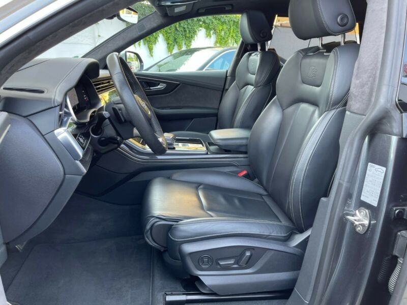Audi SQ8 4.0 V8 BITDI 435CH QUATTRO TIPTRONIC 8 Gris occasion à Villenave-d'Ornon - photo n°5